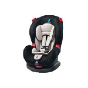 Автокресло Caretero Ibiza (9-25кг) - black