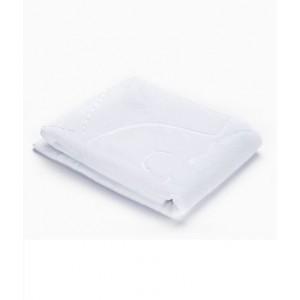 Плед Sensillo плюшевый 80*100 S-23108 white