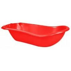 Ванночка Алеана красный