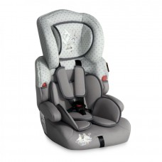 Автокресло Bertoni KIDDY (9-36кг) (grey travelling)