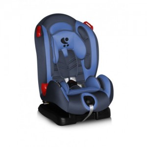Автокресло Bertoni F-1 (9-25кг) (dark&light blue)
