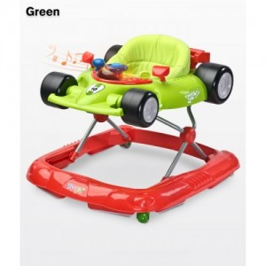 Ходунки Caretero Speeder green