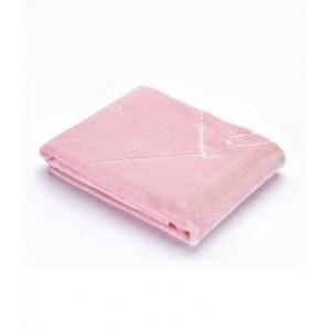 Плед Sensillo плюшевый 80*100 S-23115 pink