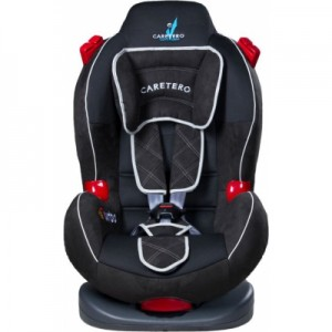 Автокресло Caretero Sport Turbo (9-25кг) - black