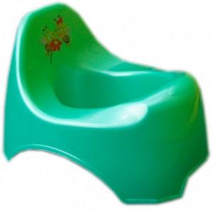 Горшок Горизонт зелёный