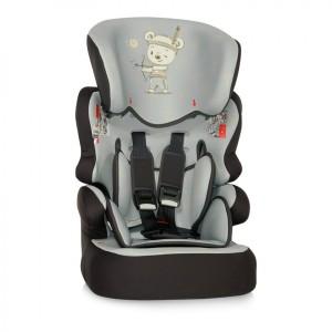 Автокресло Bertoni X-DRIVE+ (9-36кг) (grey indian bear)