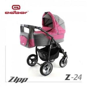 Коляска 2в1 ADBOR ZIPP Z-24