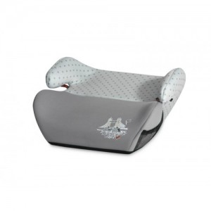 Автокресло Bertoni EASY (15-36кг) (grey travelling)