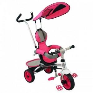 Велосипед 3-х кол. Alexis-Babymix XG18819-4 (pink)