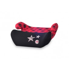 Автокресло Bertoni EASY (15-36кг) (black&red stars)