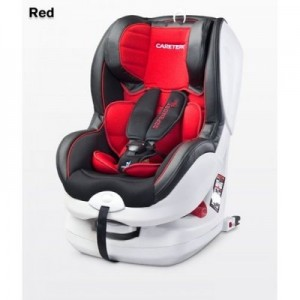 Автокресло Caretero Defender+ Isofix (0-18кг) - red