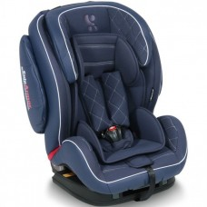Автокресло Bertoni MARS ISOFIX (9-36кг) (dark blue leather)