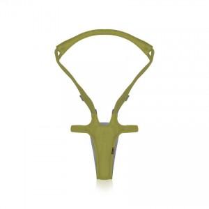 Вожжи Bertoni FIRST STEPS (green)