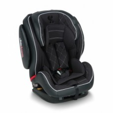 Автокресло Bertoni MARS ISOFIX (9-36кг) (black leather)