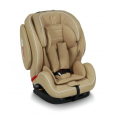 Автокресло Bertoni MARS ISOFIX (9-36кг) (beige leather)