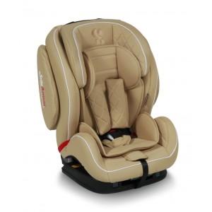 Автокресло Bertoni MARS ISOFIX (9-36кг) (beige leather)
