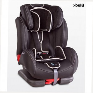 Автокресло Caretero Diablo Fix (9-36кг) - black