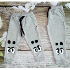 Спортивные брюки детские на 1-4 года (004459)