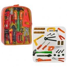 Набор инструментов в рюкзачке 24 предмета (2084)