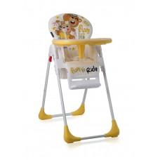 Стульчик для кормления Tutti frutti Yellow bears