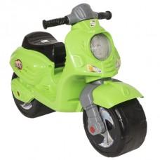 Скутер салатовий Орион (502)
