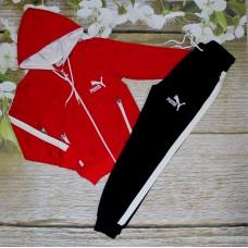 Спортивный костюм на рост 128-176 см ( Маломерят на 2 размера, смотрите точные замеры)(004277)