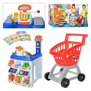Игоровой набор Супермаркет Кассовый аппарат (31621)