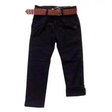 Утепленные котоновые брюки (2312)