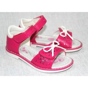 Босоножки для девочки Clibee р.25-30 (F203 pink)