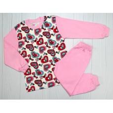Пижама для девочки на 5,6,7,8 лет ( 003299)
