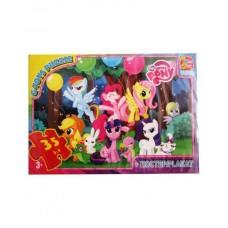 "Пазли ТМ ""G-Toys"" із серії ""My little PONY"", 35 ел (MLP007 )"