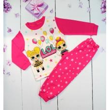 Пижама для девочки LOL (003876)