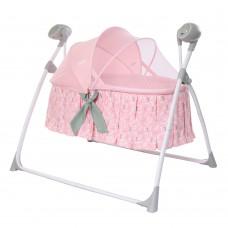Люлька-качели CARRELLO Dolce CRL-7501 Bow Pink /1/ MOQ
