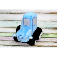 "Мягкая игрушка ""Машина помічник"" (00663)"
