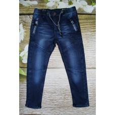 Утепленные джинсовые брюки Венгрия на р.116-146 см ( F266)