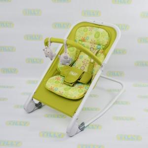 Детский шезлонг (BT-BB-0005) GREEN
