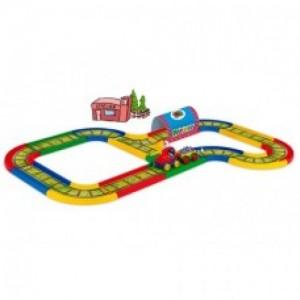 Железная дорога Wader Kid Cars 3,1м (51701)