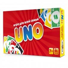 Настольная игра Strateg UNO: классическая(40253)