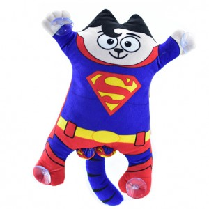 "Мягкая игрушка ""Котик Супермен"" (00284-123)"