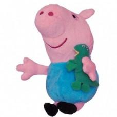 Мягкая игрушка - ДЖОРДЖ С ИГРУШКОЙ (20 см) (25088)