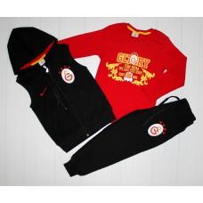 Спортивный костюм на мальчика тройка на 4-5 лет, 7-8 лет, 9-10 лет, 11-12 лет (003482)