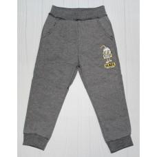 Спортивные брюки серые на рост 98 см, 110 см, 122 см, 128 см (2310)