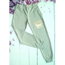 Спортивные брюки на девочку на р.158-176 см (004467)