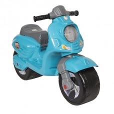 Скутер голубой Орион (502)