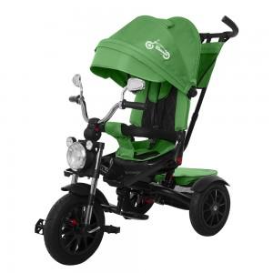 Велосипед трехколесный TILLY TORNADO T-383 Зелений /1/