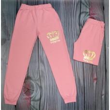 Спортивные брюки для девочки на рост 158-176 см(004458)