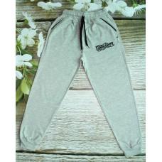 Спортивные брюки на мальчика на 9-12 лет(004468)