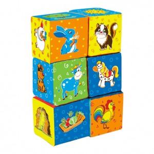 Набір кубиків Ферма (МС 090601-02)