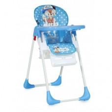 Стульчик для кормления Bertoni TUTTI FRUTTI (blue baby fox)