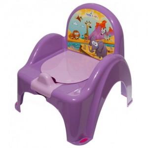 Горшок-кресло Tega Safari SF-010 violet